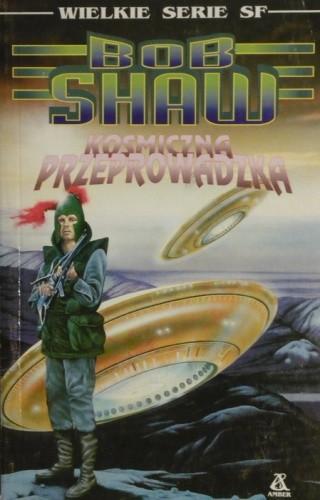 Okładka książki Kosmiczna przeprowadzka