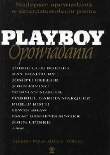 Okładka książki Playboy. Opowiadania