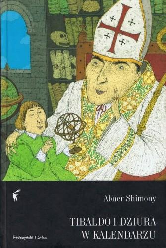 Okładka książki Tibaldo i dziura w kalendarzu