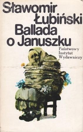 Okładka książki Ballada o Januszku