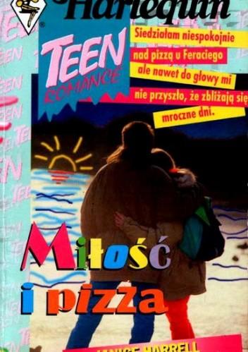 Okładka książki Miłość i pizza