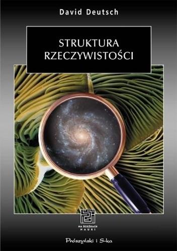Okładka książki Struktura rzeczywistości