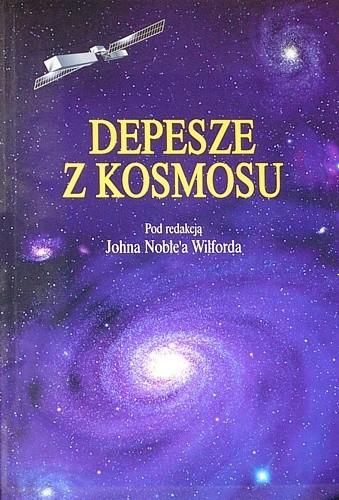 Okładka książki Depesze z kosmosu