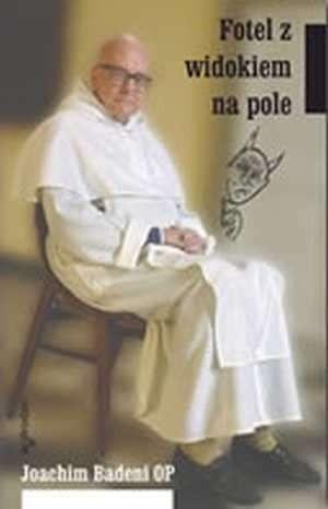 Okładka książki Fotel z widokiem na pole
