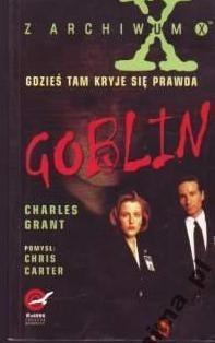 Okładka książki Goblin