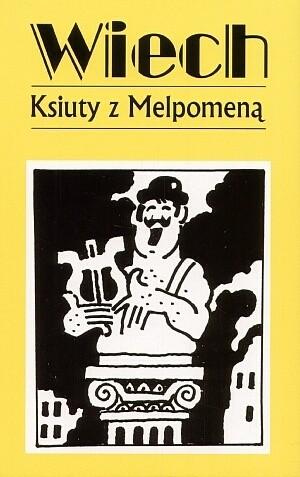 Okładka książki Ksiuty z Melpomeną