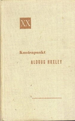 Okładka książki Kontrapunkt
