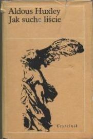 Okładka książki Jak suche liście