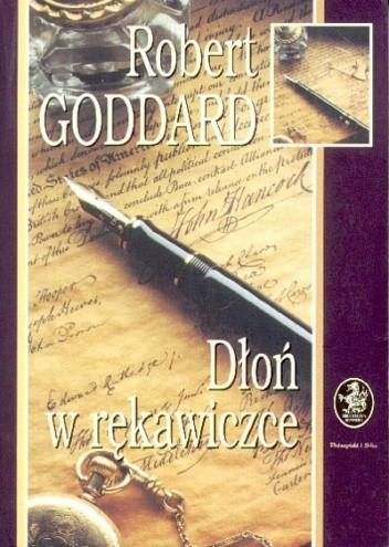 Okładka książki Dłoń w rękawiczce