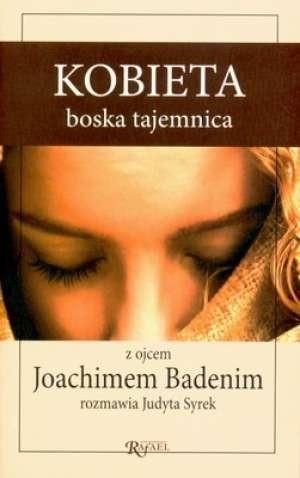 Okładka książki Kobieta boska tajemnica