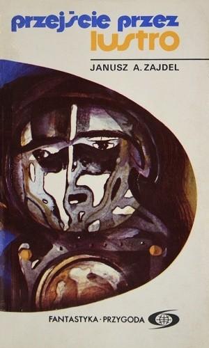 Okładka książki Przejście przez lustro