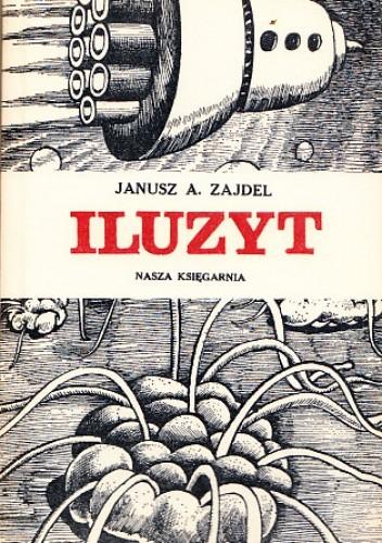 Okładka książki Iluzyt