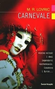 Okładka książki Carnevale