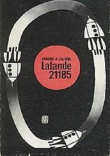 Okładka książki Lalande 21185