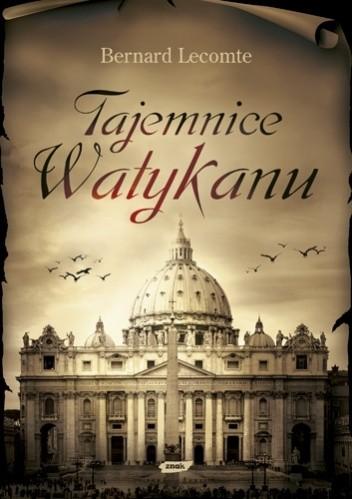 Okładka książki Tajemnice Watykanu