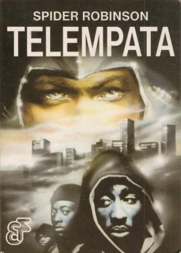 Okładka książki Telempata