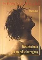 Okładka książki Westchnienia jak morskie huragany