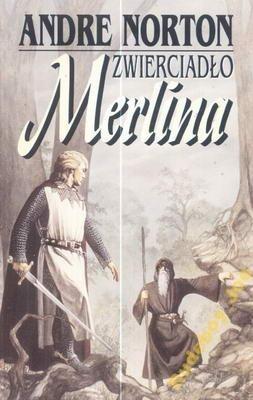 Okładka książki Zwierciadło Merlina