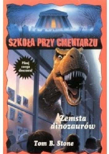 Okładka książki Zemsta dinozaurów