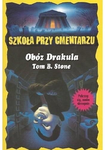 Okładka książki Obóz Drakula