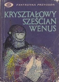 Okładka książki Kryształowy sześcian Wenus