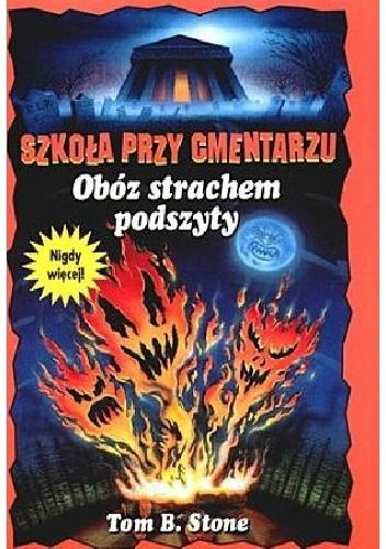 Okładka książki Obóz strachem podszyty