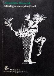 Okładka książki Mitologia starożytnej Italii