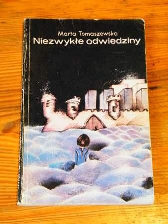 Okładka książki Niezwykłe odwiedziny