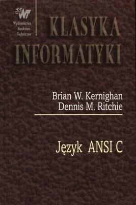Okładka książki Język ANSI C