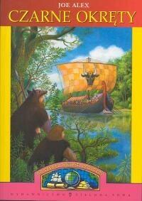 Okładka książki Czarne okręty