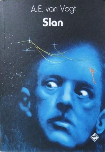 Okładka książki Slan