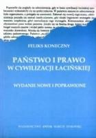 Państwo i prawo w cywilizacji łacińskiej