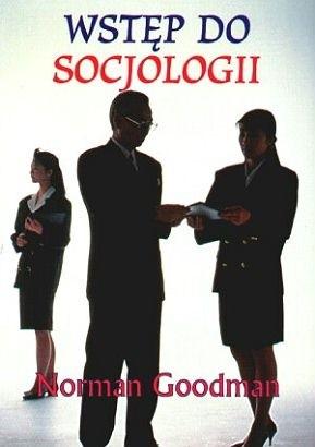 Okładka książki Wstęp do socjologii
