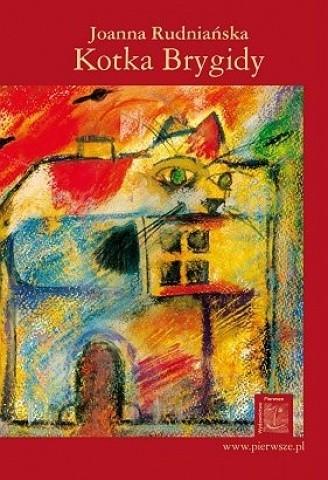 Okładka książki Kotka Brygidy