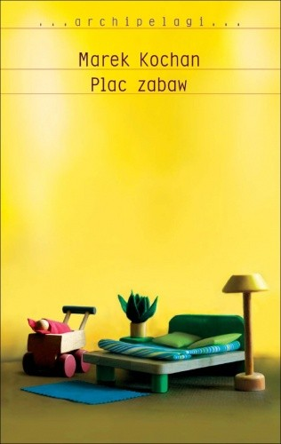 Okładka książki Plac zabaw
