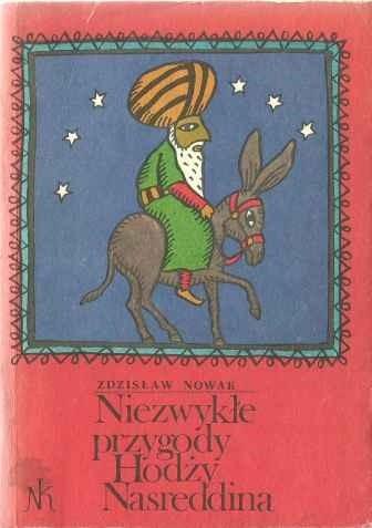 Okładka książki Niezwykłe przygody Hodży Nasreddina