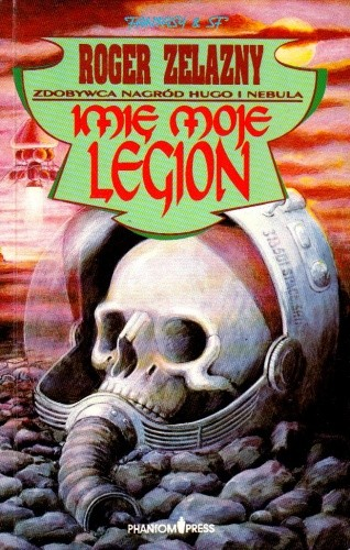 Okładka książki Imię moje Legion