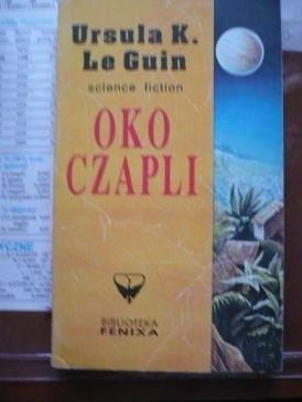 Okładka książki Oko czapli