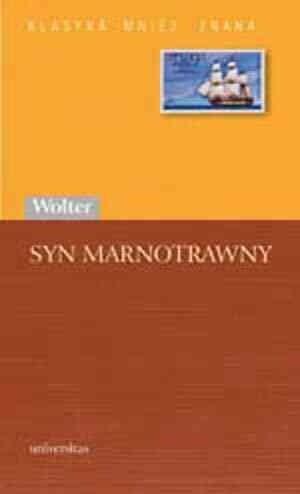 Okładka książki Syn marnotrawny