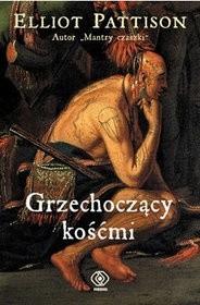 Okładka książki Grzechoczący kośćmi