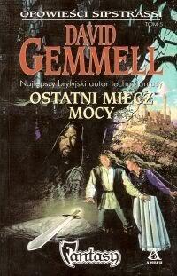 Okładka książki Ostatni miecz mocy