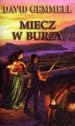 Okładka książki Miecz w burzy