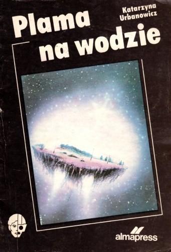 Okładka książki Plama na wodzie