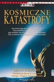 Okładka książki Kosmiczne katastrofy