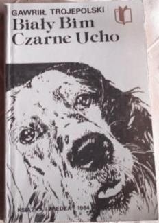 Okładka książki Biały Bim Czarne Ucho