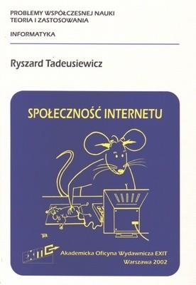 Okładka książki Społeczność Internetu