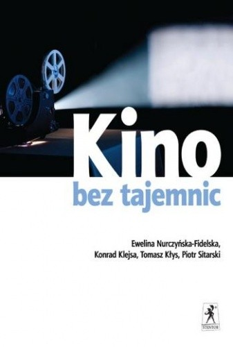 Okładka książki Kino bez tajemnic