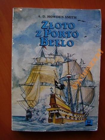 Okładka książki Złoto z Porto Bello