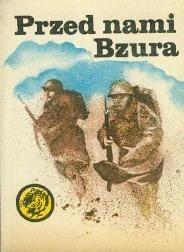 Okładka książki Przed nami Bzura