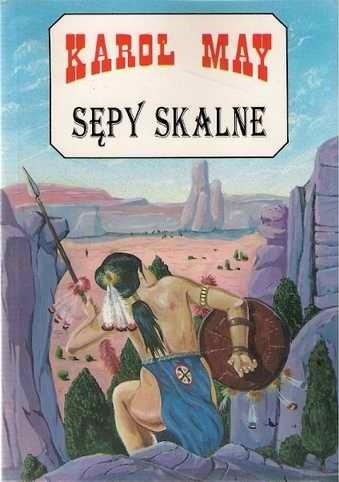 Okładka książki Sępy skalne